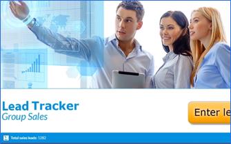 Alberta Blue Cross – Lead Tracker