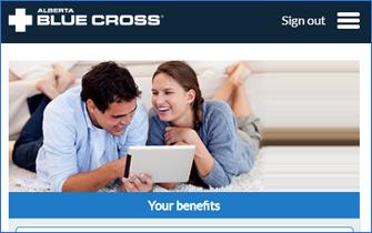 Responsive Mobile Member Site