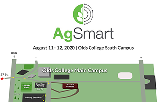 AgSmart Event Map 2020