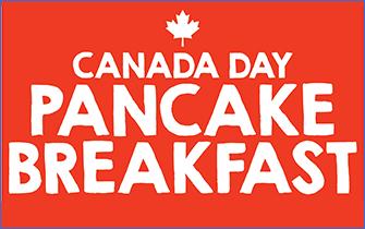 Canada Day Pancake Breakfast
