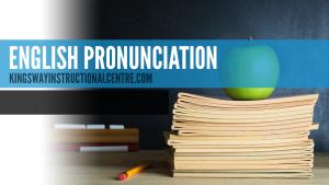 Pronunciation Course Promo