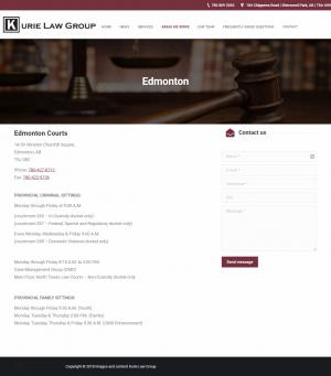Edmonton Court - Desktop