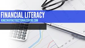Financial Literacy Course Promo