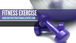 Fitness Classes Course Promo