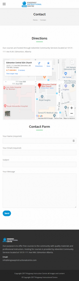 Contact - Mobile