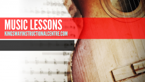 Music Lessons Course Promo