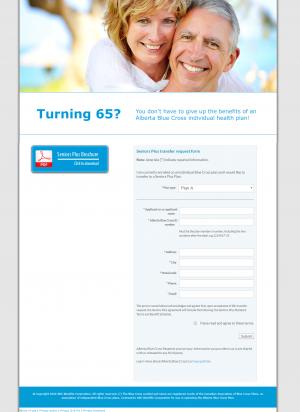 Seniors Plus Conversion - Accept Offer