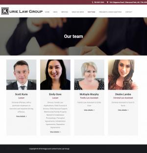 Team - Desktop